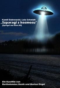 Szparagi z kosmosu Spargel aus dem All Markus Engel