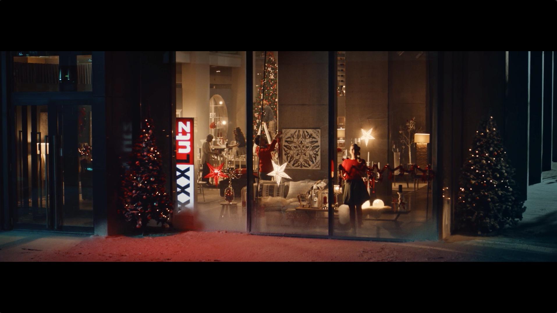 XXXLutz Weihnachten
