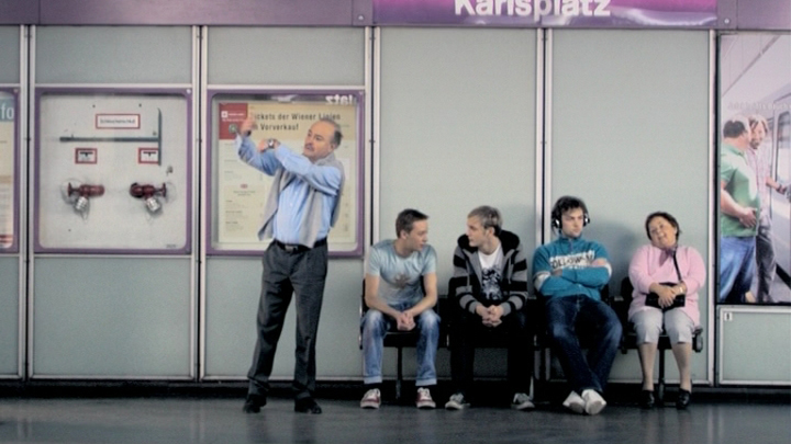 Wiener Linien EM 2008 Markus Engel commercial Werbung